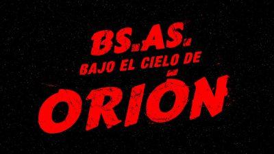 Buenos Aires bajo el cielo de Orión